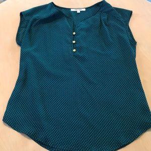 Beautiful Daniel Rainn blouse. Small...ECU